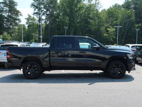 2019 RAM Ram Pickup 1500 for sale at Southern Auto Solutions - BMW of South Atlanta in Marietta GA