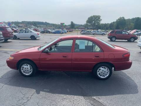 1999 Mercury Tracer for sale at Martino Motors in Pittsburgh PA