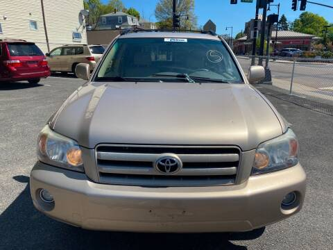 2007 Toyota Highlander for sale at Polonia Auto Sales and Service in Hyde Park MA
