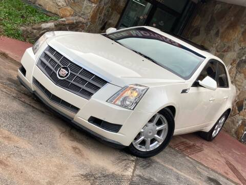 2009 Cadillac CTS for sale at Atlanta Prestige Motors in Decatur GA