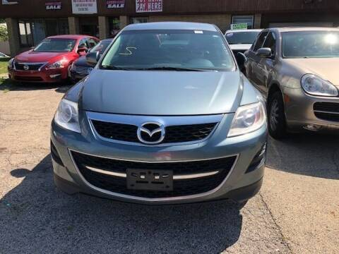 2011 Mazda CX-9 for sale at NORTH CHICAGO MOTORS INC in North Chicago IL