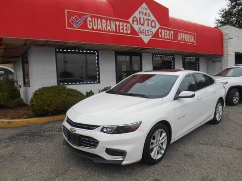 2018 Chevrolet Malibu for sale at Oak Park Auto Sales in Oak Park MI
