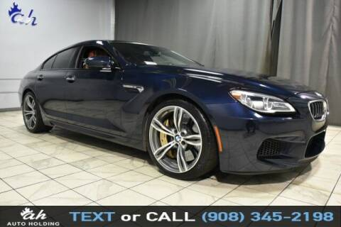 2016 BMW M6 for sale at AUTO HOLDING in Hillside NJ