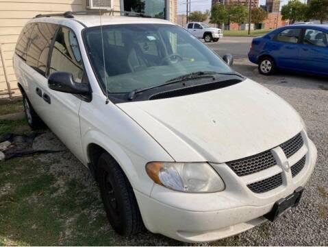 2003 Dodge Grand Caravan for sale at Sunshine Motors in Bartlesville OK