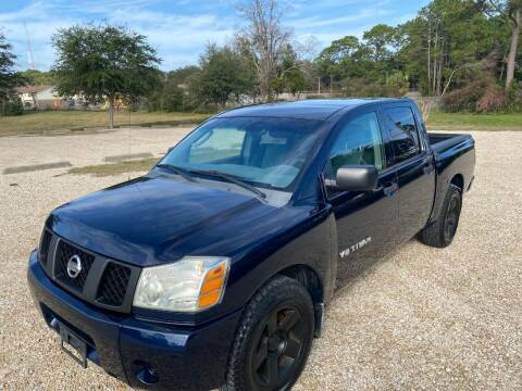 2006 Nissan Titan for sale at Asap Motors Inc in Fort Walton Beach FL