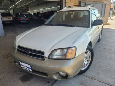 2000 Subaru Outback for sale at Car Planet Inc. in Milwaukee WI