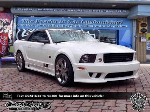 2006 Ford Mustang for sale at Distinctive Car Toyz in Pleasantville NJ
