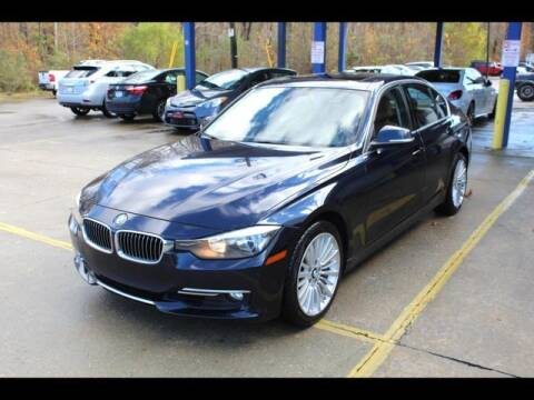 2012 BMW 3 Series for sale at Inline Auto Sales in Fuquay Varina NC