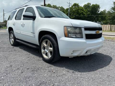2012 Chevrolet Tahoe for sale at K & B Motors LLC in Mc Queeney TX