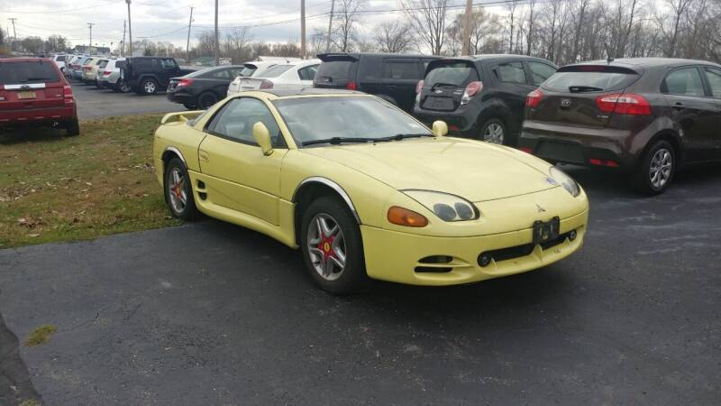 1994 Mitsubishi 3000GT for sale at Pool Auto Sales Inc in Spencerport NY