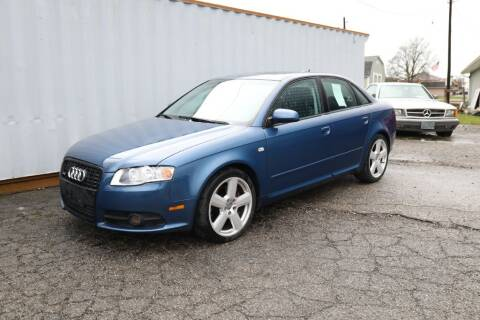 2006 Audi A4 for sale at Queen City Classics in West Chester OH