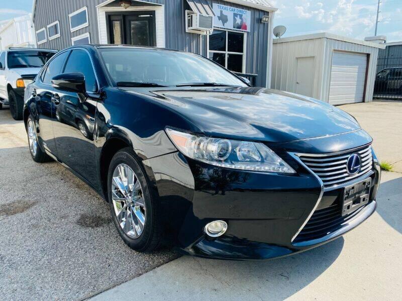 2014 Lexus ES 300h for sale in Houston, TX
