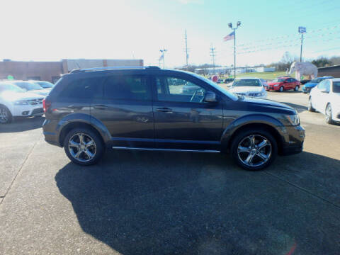 2017 Dodge Journey for sale at BLACKWELL MOTORS INC in Farmington MO