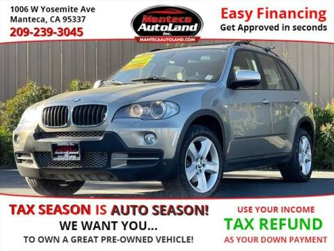 2009 BMW X5 for sale at Manteca Auto Land in Manteca CA