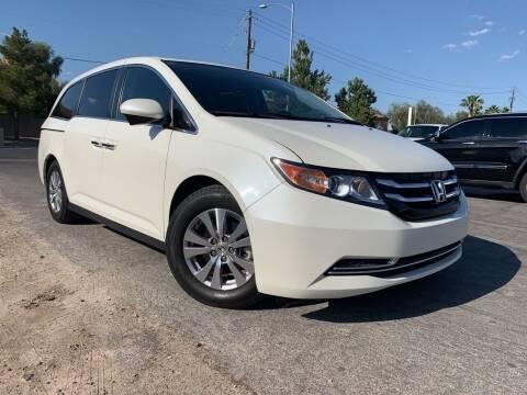 2017 Honda Odyssey for sale at Boktor Motors in Las Vegas NV