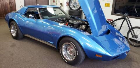 1975 Chevrolet Corvette for sale at Arizona Auto Resource in Tempe AZ