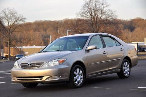 2003 Toyota Camry for sale at T CAR CARE INC in Philadelphia PA