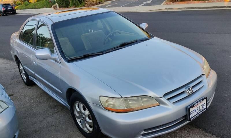 2001 Honda Accord for sale at Apollo Auto El Monte in El Monte CA