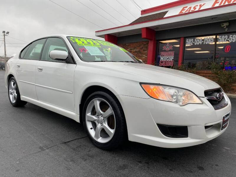 2009 Subaru Legacy for sale at Premium Motors in Louisville KY