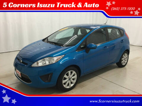 2012 Ford Fiesta for sale at 5 Corners Isuzu Truck & Auto in Cedarburg WI