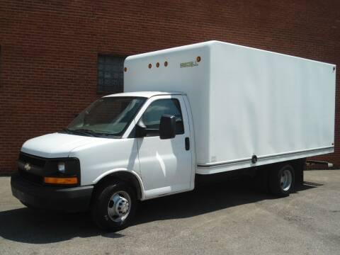 2015 Chevrolet Express Cutaway for sale at Ohio Motor Cars in Parma OH