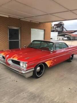 1959 Pontiac Bonneville for sale at Classic Car Deals in Cadillac MI