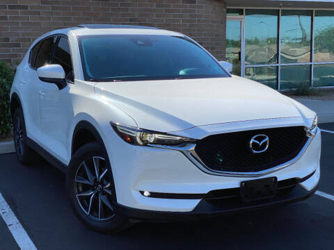 2017 Mazda CX-5 for sale at AKOI Motors in Tempe AZ