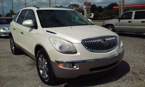 2010 Buick Enclave for sale at Pinellas Auto Brokers in Saint Petersburg FL