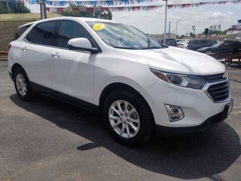 2019 Chevrolet Equinox for sale at Absolute Motors in Hammond IN