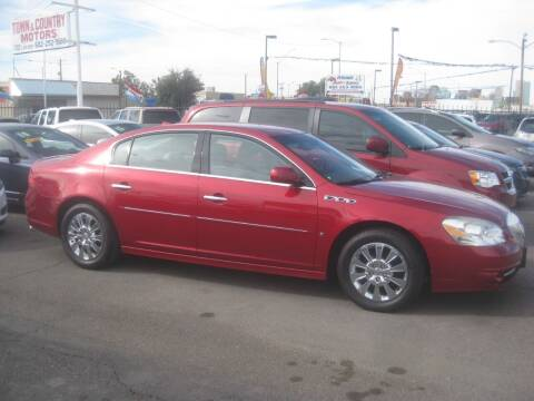 2010 Buick Lucerne for sale at Town and Country Motors - 1702 East Van Buren Street in Phoenix AZ