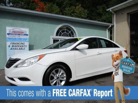 2011 Hyundai Sonata for sale at Precision Automotive Group in Youngstown OH