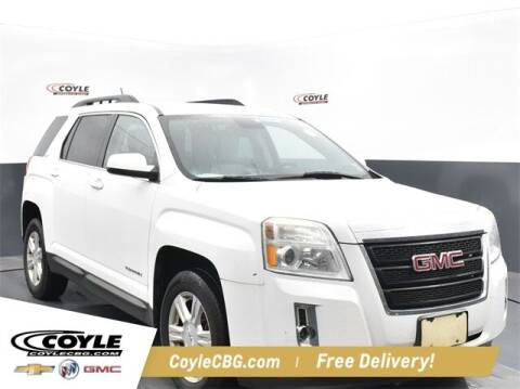 2015 GMC Terrain for sale at COYLE GM - COYLE NISSAN - New Inventory in Clarksville IN