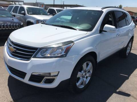 2016 Chevrolet Traverse for sale at Town and Country Motors in Mesa AZ