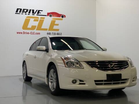 2012 Nissan Altima for sale at Drive CLE in Willoughby OH
