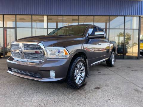 2015 RAM Ram Pickup 1500 for sale at South Commercial Auto Sales in Salem OR