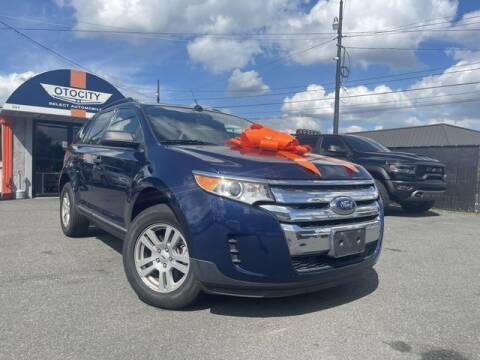 2012 Ford Edge for sale at OTOCITY in Totowa NJ