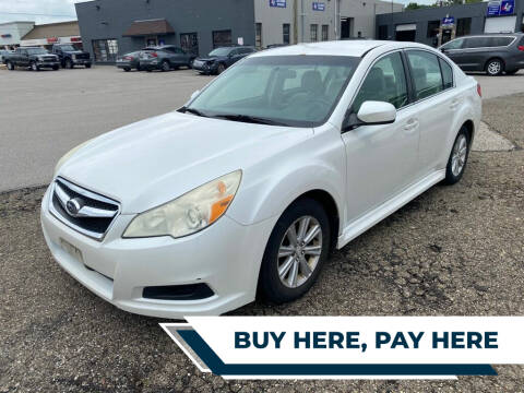 2010 Subaru Legacy for sale at Family Auto in Barberton OH