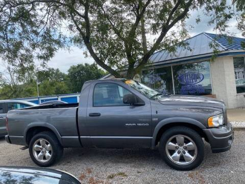 2003 Dodge Ram Pickup 1500 for sale at Wallers Auto Sales LLC in Dover OH