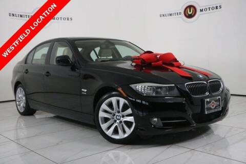 2011 BMW 3 Series for sale at INDY'S UNLIMITED MOTORS - UNLIMITED MOTORS in Westfield IN