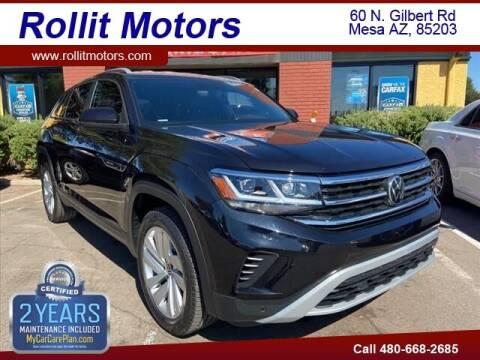 2020 Volkswagen Atlas Cross Sport for sale at Rollit Motors in Mesa AZ