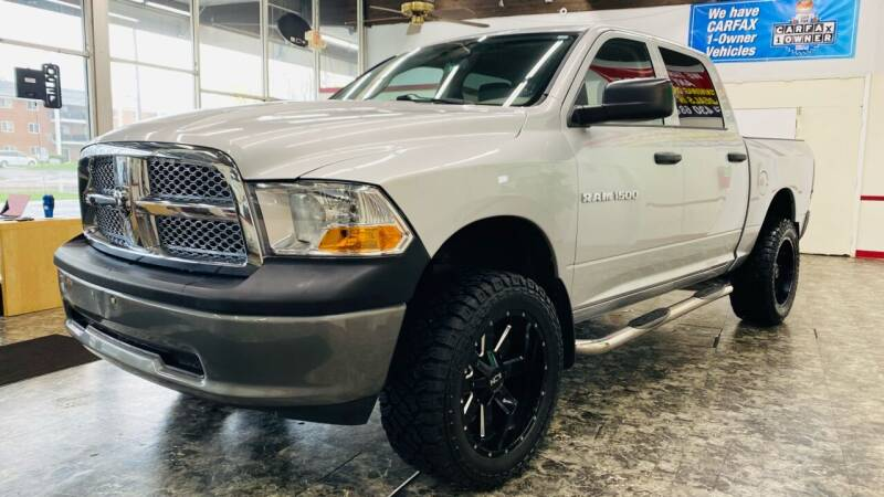 2011 RAM Ram Pickup 1500 for sale at TOP YIN MOTORS in Mount Prospect IL