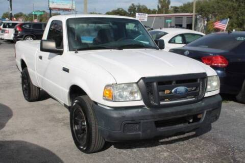 2006 Ford Ranger for sale at Mars auto trade llc in Kissimmee FL