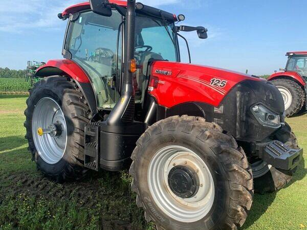 2016 Case IH  MAXXUM 135 for sale at Vehicle Network - B & S Enterprises in Elizabeth City NC