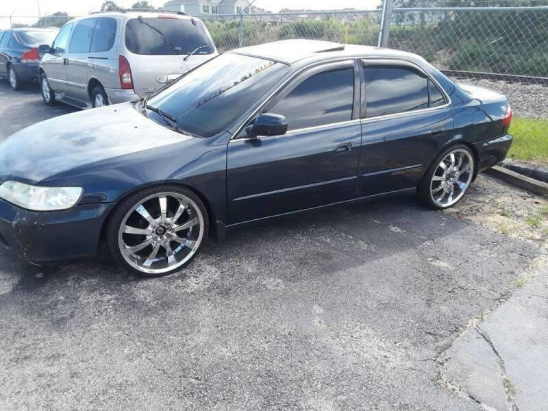 2000 Honda Accord for sale at GP Auto Connection Group in Haines City FL