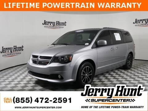2018 Dodge Grand Caravan for sale at Jerry Hunt Supercenter in Lexington NC