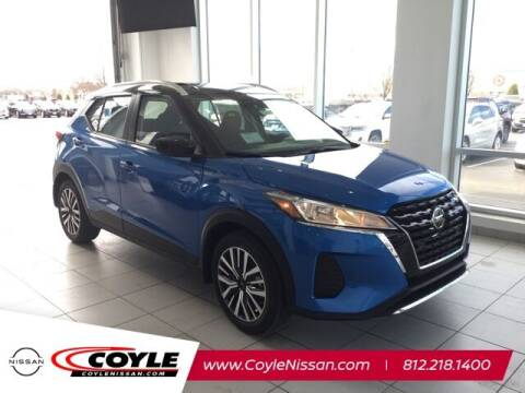 2021 Nissan Kicks for sale at COYLE GM - COYLE NISSAN - Coyle Nissan in Clarksville IN