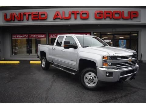 2016 Chevrolet Silverado 2500HD for sale at United Auto Group in Putnam CT