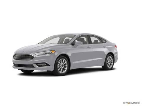 2017 Ford Fusion for sale at Rick Hill Auto Credit in Dyersburg TN