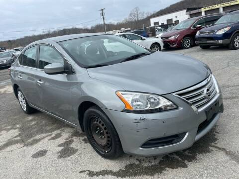 2014 Nissan Sentra for sale at Ron Motor Inc. in Wantage NJ