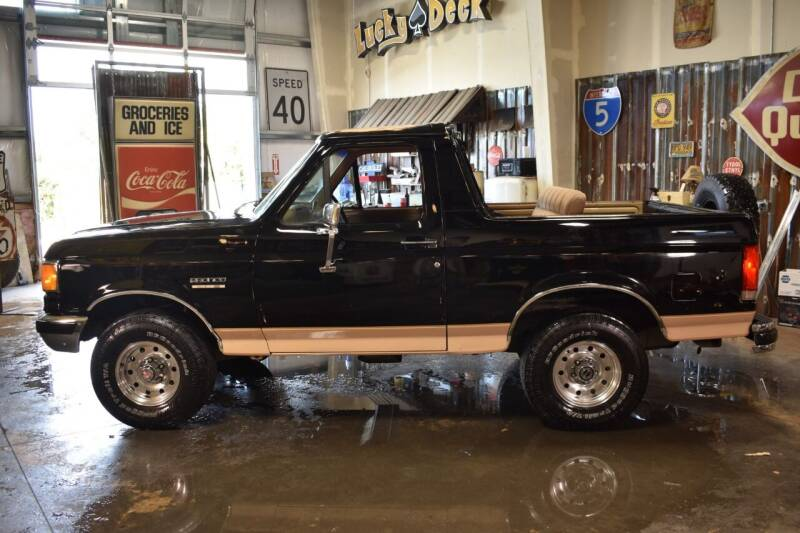 1990 Ford Bronco for sale at Cool Classic Rides in Redmond OR